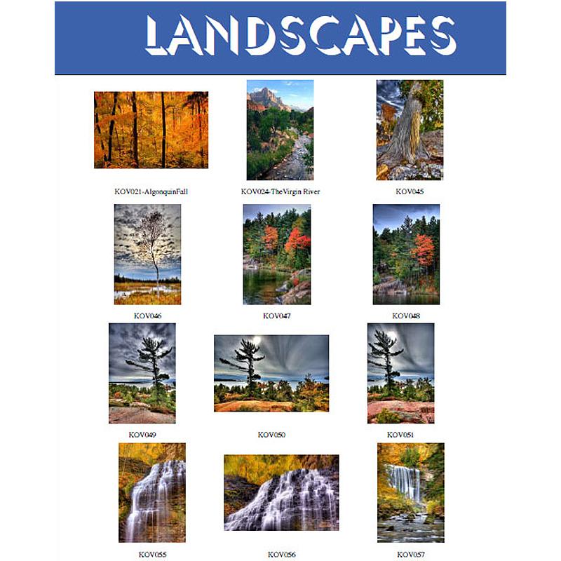 At  Landscapes 19 15