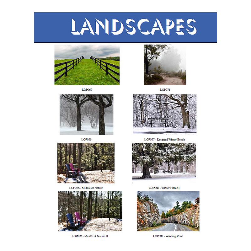 At  Landscapes 25 15
