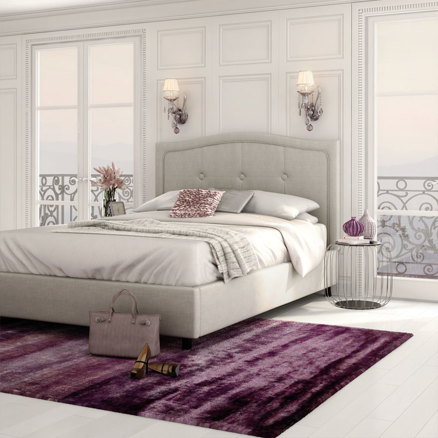 Croc bed custom upholstered beds headboards upholstered beds headboards bedroom for Bedroom sets with upholstered headboards