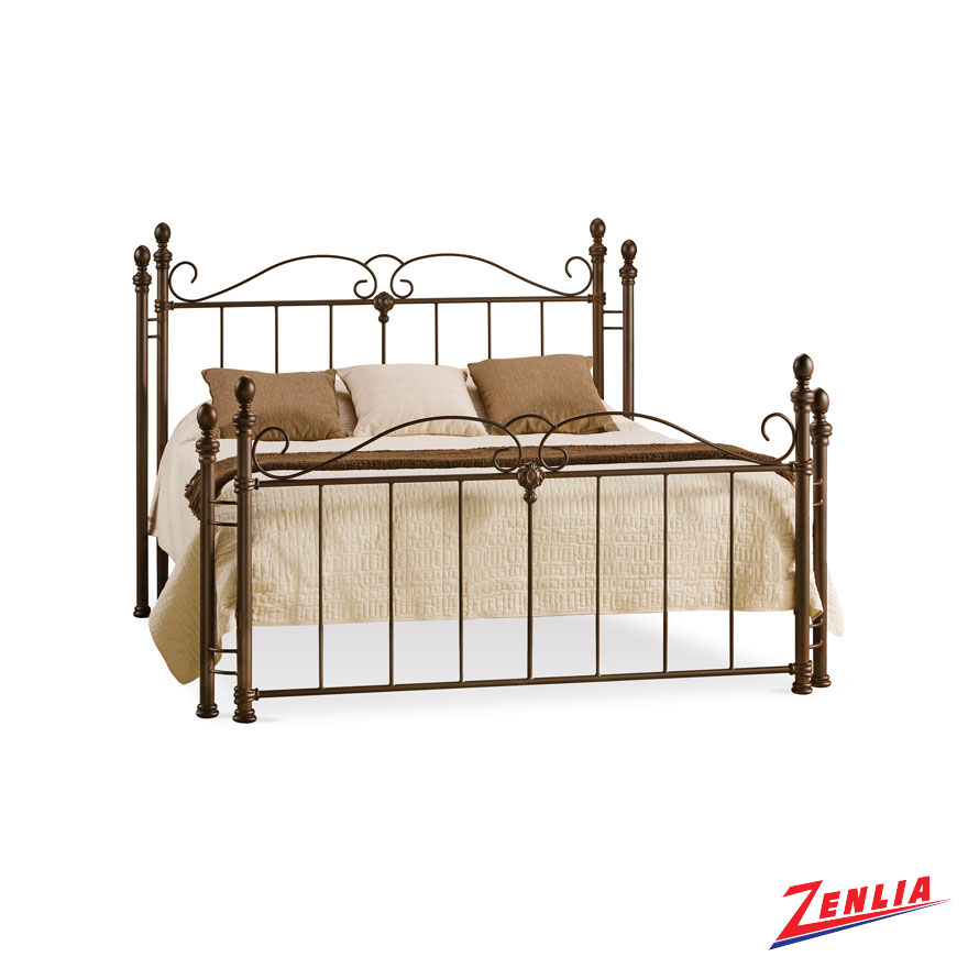 Nata Full Footboard Bed