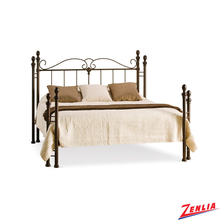 Nata Open Footboard Bed