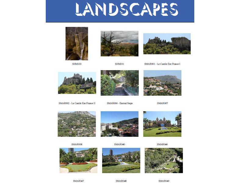 At  Landscapes 36 15