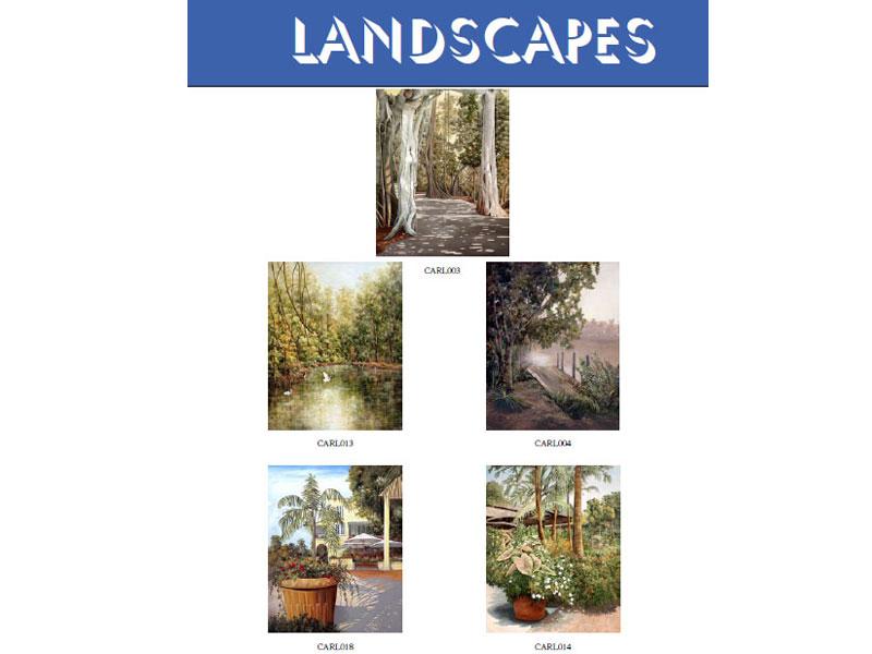 At  Landscapes 7 15