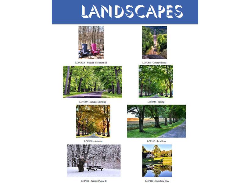 At  Landscapes 26 15