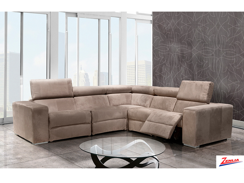 6600 Modern Sectional Sofa