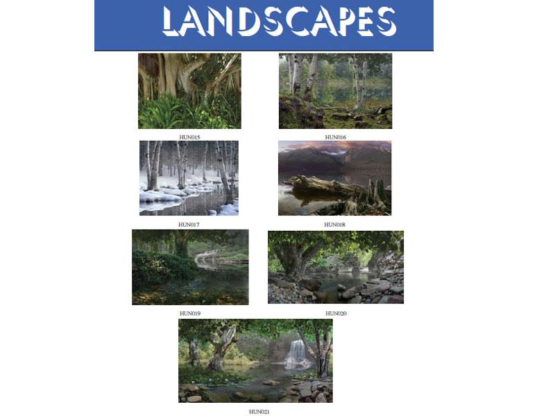 At  Landscapes 14 15