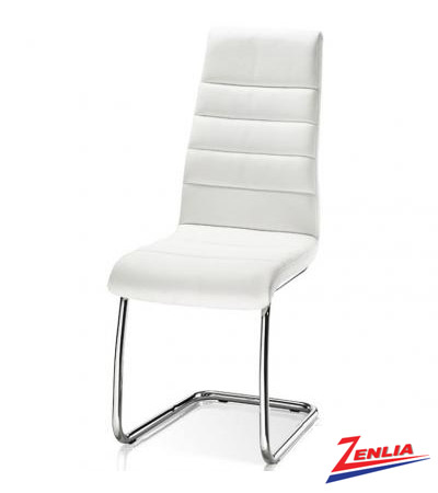 Hill White - Side Chair