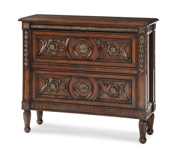 Bdfd Accent Chest
