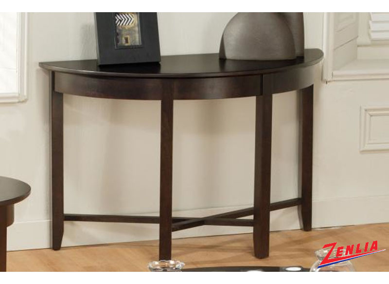 Demi Half Round Shape Sofa Table