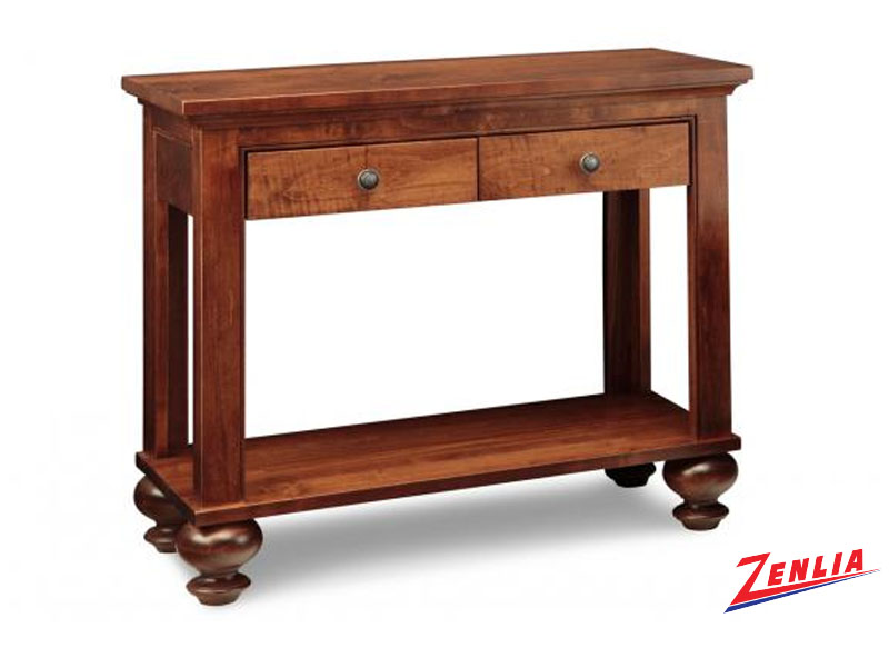 George 35 wide sofa table sofa console tables for Wide sofa table