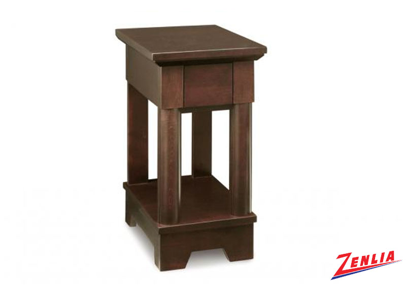 Hud Chair Side Table