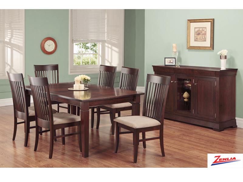 Kens Four Legged Dining Table