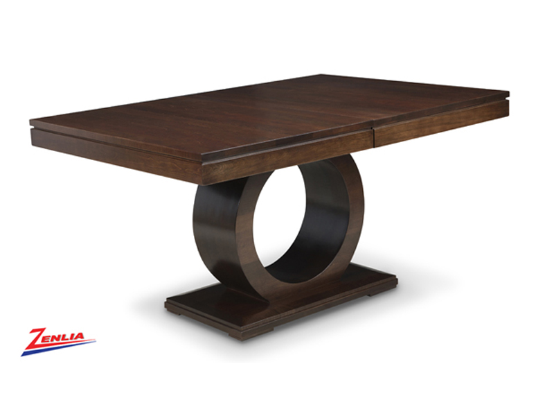 Orl Pedestal Dining Table