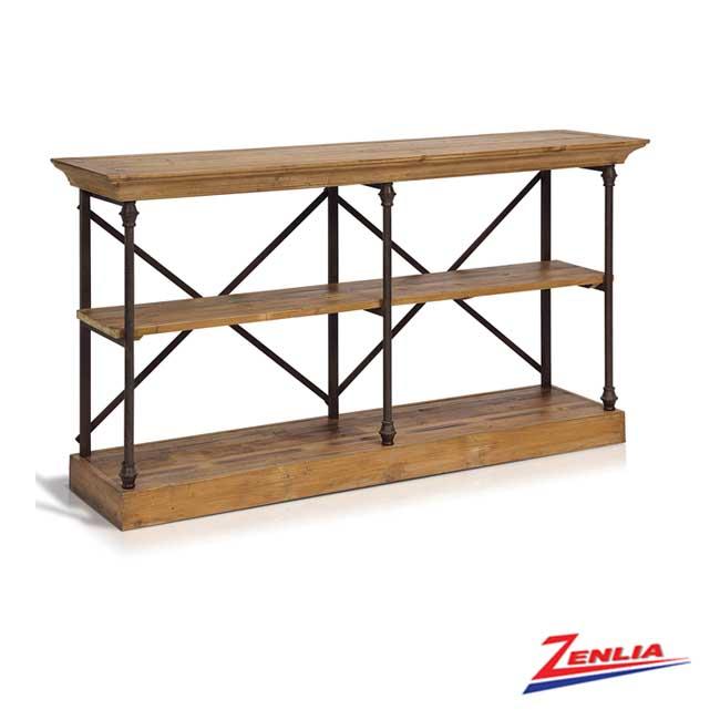 Rus Sideboard & Open Cabinet