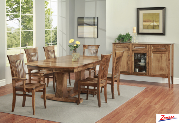 dining tables single pedestal tables four legged dining tables dining