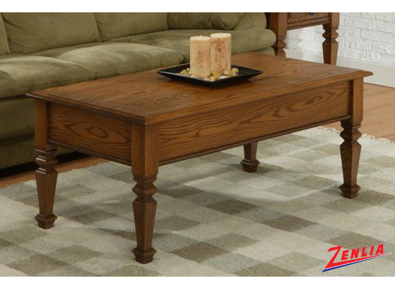 Florent 48 Wide Legged Lift Top Coffee Table Coffee Tables Occasional Tables Solid Wood