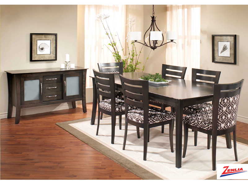 Style T-40-a-30 Dining Table Set