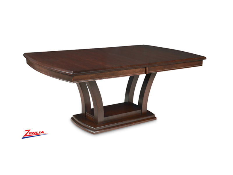 Urb Pedestal Dining Table