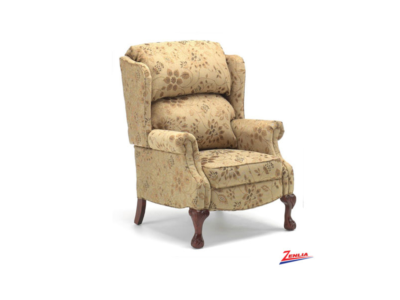 Style W0032 Push Back Recliner Chair