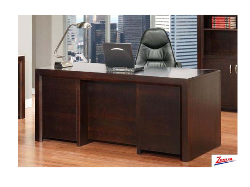 Cont Executive Desk 72 Inch