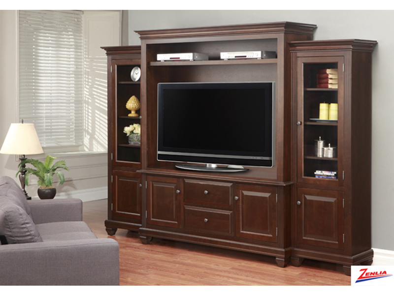 Florent 4 Pc. Wall Unit