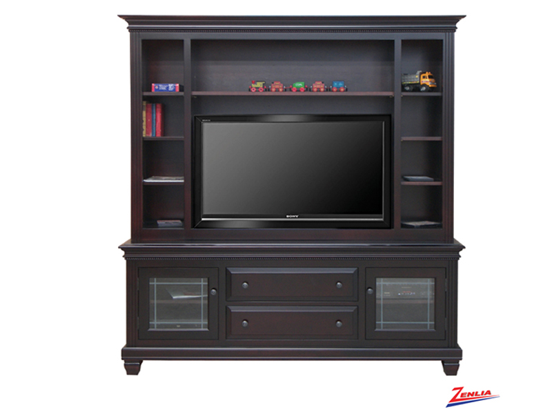 Florent 74h Wall Unit
