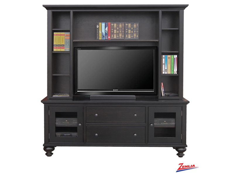 George 74h Wall Unit