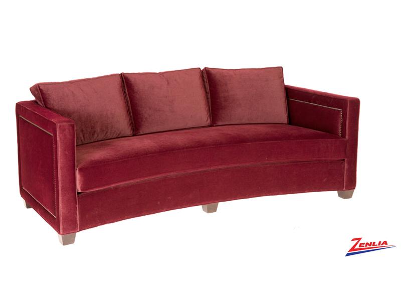 Mari Curved Sofa Custom Designer Fabric Amp Leather Sofas