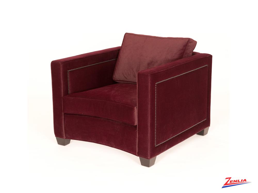 Mari Curved Sofa | Custom Designer Fabric & Leather Sofas ...