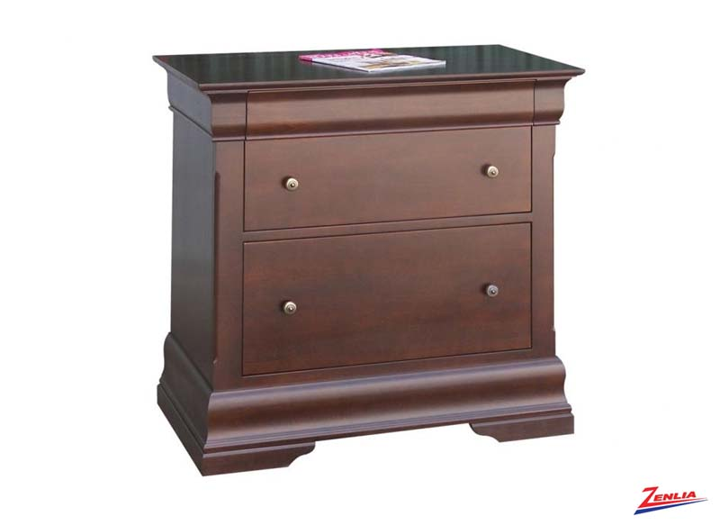 Phill 2 Drawer Filing Cabinet