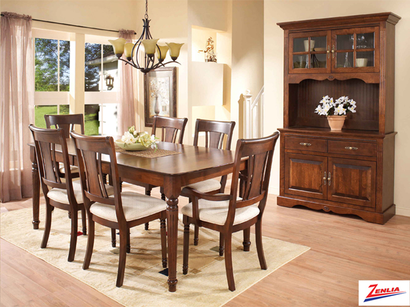 Style T-40-a Dining Table Set
