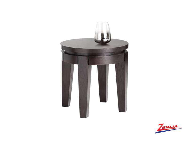 Asi Round End Table