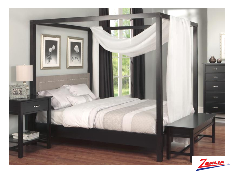 Brook Canopy Bed