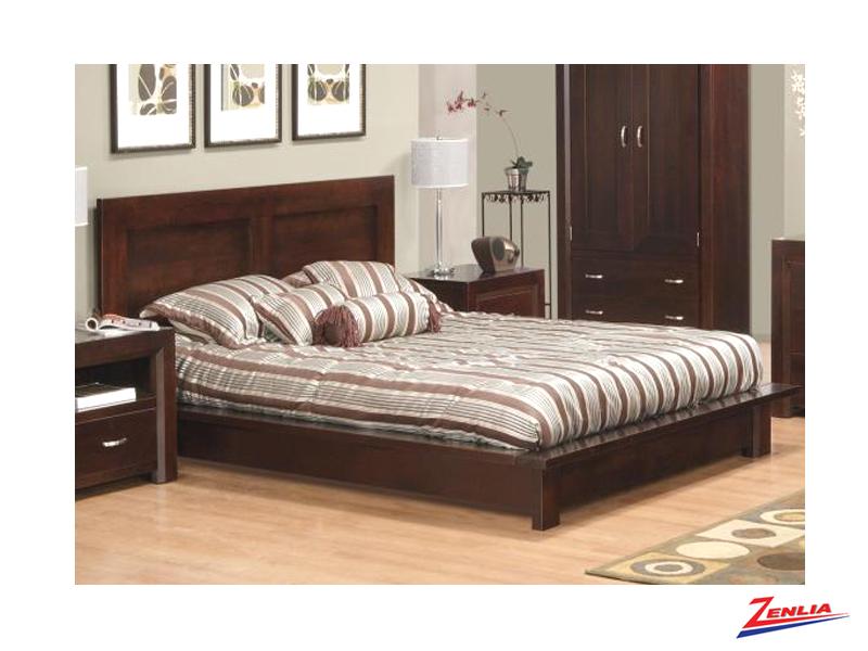 Cont Platform Bed