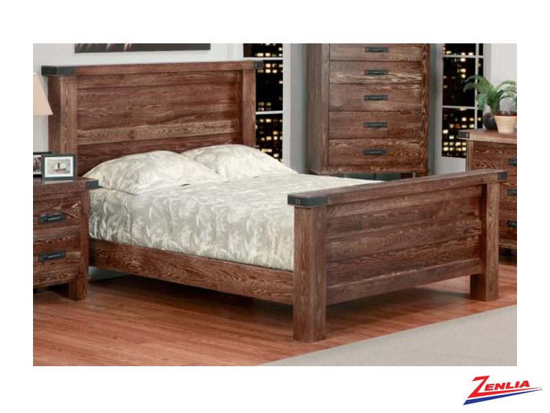 Hammer Bed With High Footboard