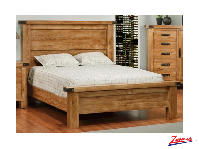 Hammer Bed With Low Footboard