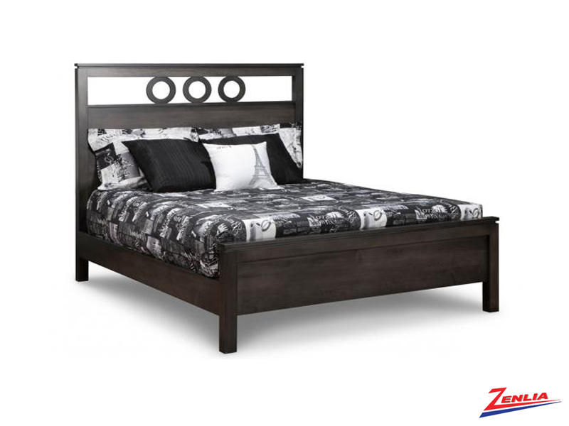Orl Panel Bed With Low Footboard