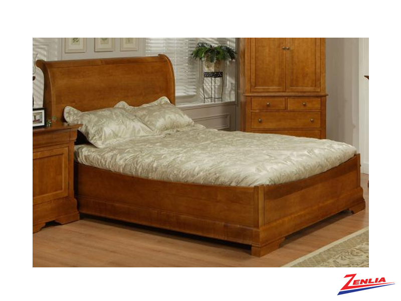 Phill Sleigh Bed