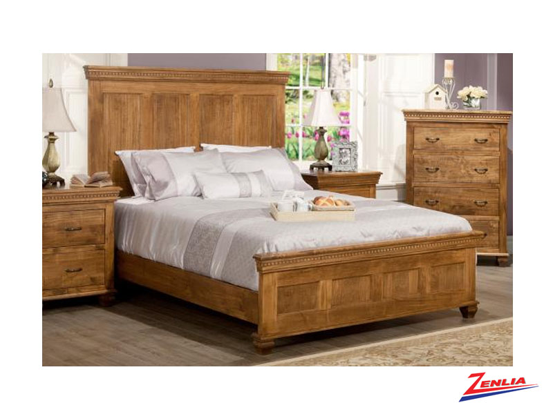 Proven Bed With Low Footboard