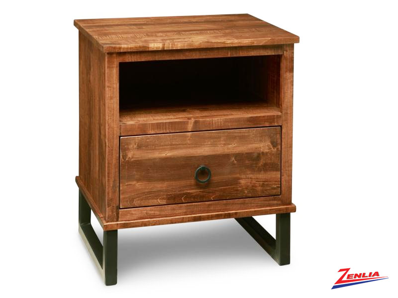 Cumb One Drawer Night Stand