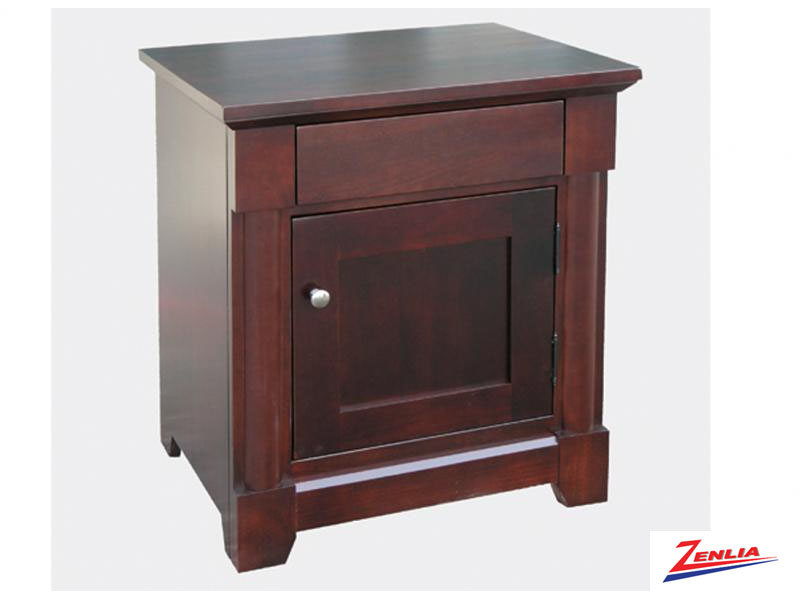 Hud 1 Door 1 Drawer Night Stand
