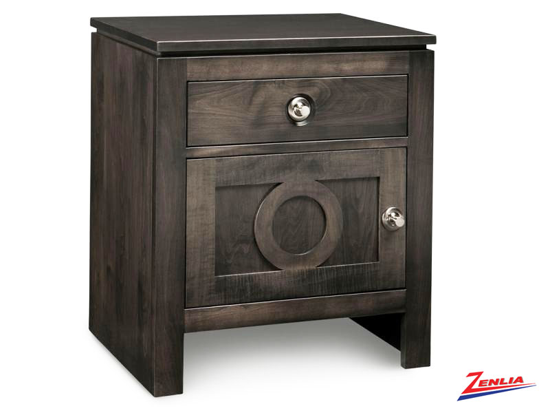 Orl One Door One Drawer Night Stand
