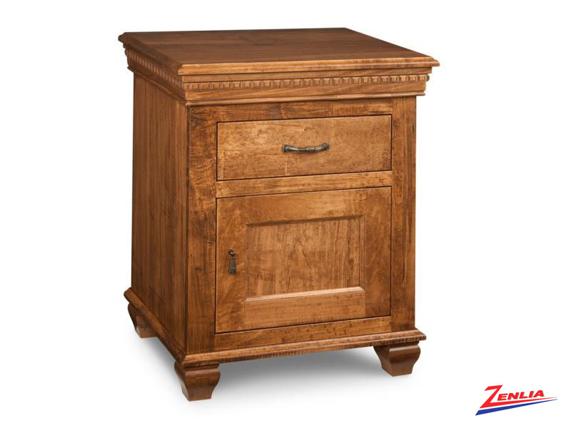 Proven One Door One Drawer Night Stand