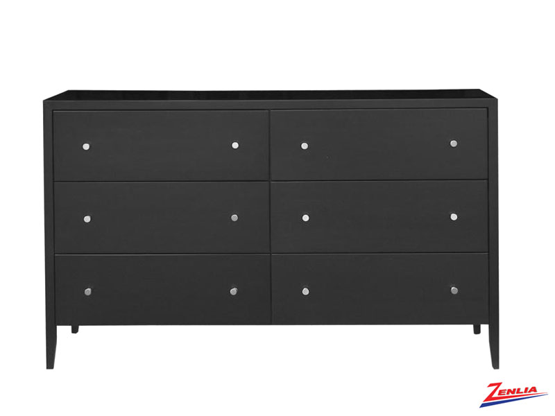 Tran 6 Drawer Dresser