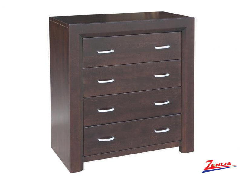 Cont 4 Drawer Hiboy Chest