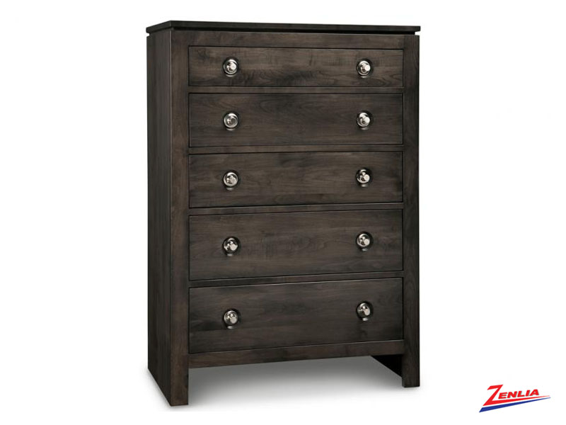 Orl 5 Drawer Hiboy Chest