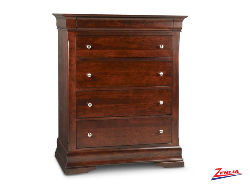 Phill 5 Deep Drawer  Hiboy Chest