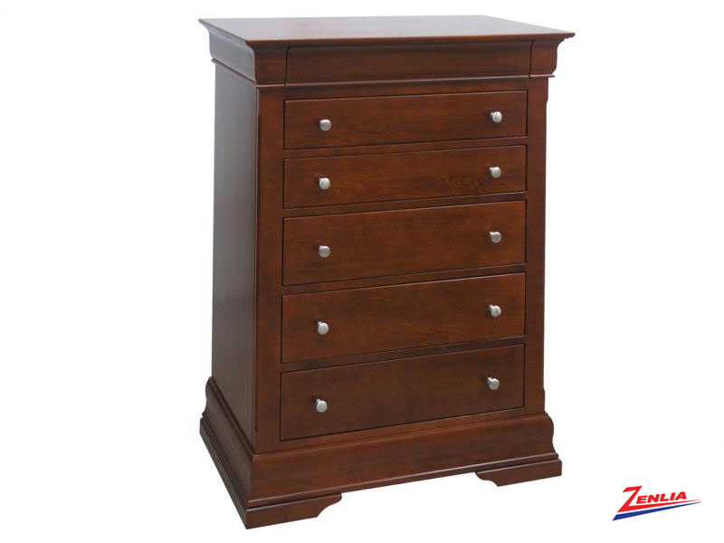 Phill 6 Drawer Hiboy Chest