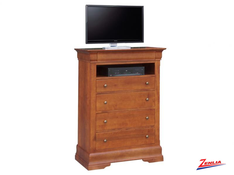 Phill 5 Drawer Tv Hiboy Chest