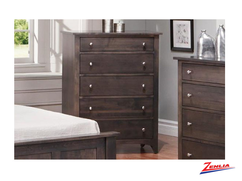 Shak 5 Drawer Chest